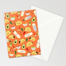 Tacos and Burritos Stationery Cards