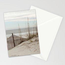 Sandbrake at the Beach Stationery Cards