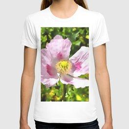 Papaver Somniferum Opium Poppy T-shirt