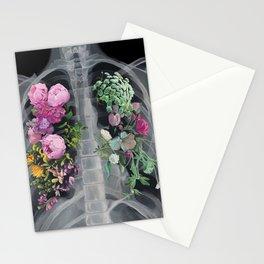 Pneumoflora X-Ray Stationery Cards