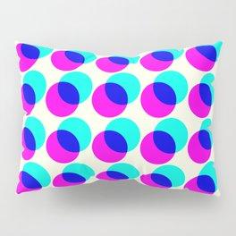 dots pop pattern Pillow Sham