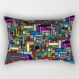 Block Rectangular Pillow
