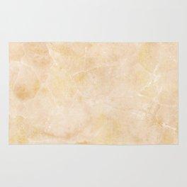 Gold Marble Natural Stone Gold Metallic Veining Pink Beige Quartz Rug