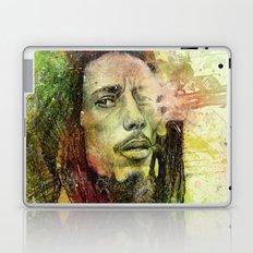 Reggae Rebel (Marley) Laptop & iPad Skin