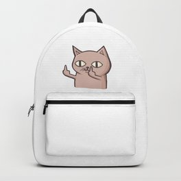 FU Cat Backpack