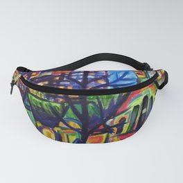 Where Old Meets New Fanny Pack