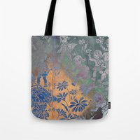 kids Tote Bags featuring kids by Shelby Claire