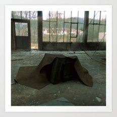 2/100 - M. Cargo Art Print