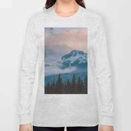 Icefields Parkway, AB Long Sleeve T-shirt