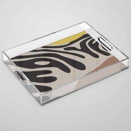 Dukah Acrylic Tray