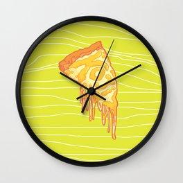 Koji's Pizza Wall Clock