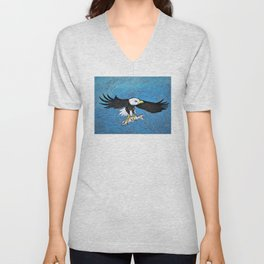 Regal Eagle Unisex V-Neck