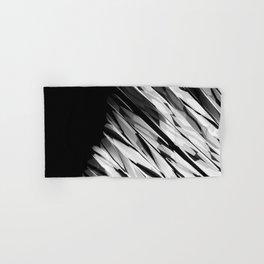 Abstract Pattern B&W1 Hand & Bath Towel