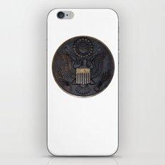 E Pluribus Unum iPhone & iPod Skin