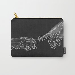 The Creation of Man II Carry-All Pouch
