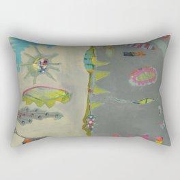 Bee Sunny Rectangular Pillow