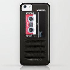 Diane Tape Recorder Case Slim Case iPhone 5c