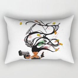 The Architect Pt. 2 Rectangular Pillow