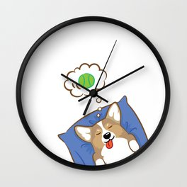 Never stop dreaming Wall Clock