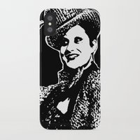 rocky horror picture show iPhone & iPod Cases featuring Columbia (Rocky Horror Picture Show) by ACHE