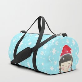 Christmas Friendship Duffle Bag