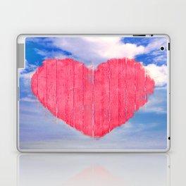 Pop Art Style Love Concept Laptop & iPad Skin