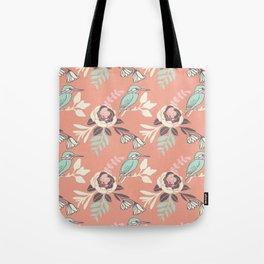 Silvestre bird Tote Bag