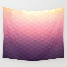 Sundown Honey Wall Tapestry
