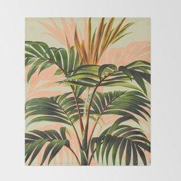 Botanical Collection 01-8 Throw Blanket