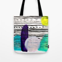 southwest Tote Bags featuring Southwest by Jessalin Beutler