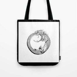 The Wyrm has Turned Tote Bag