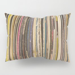 Records Pillow Sham