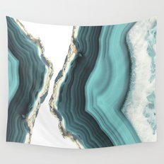 Sea Agate Wall Tapestry