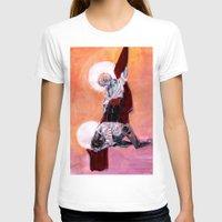 grantaire T-shirts featuring les miseràbles: oreste à jeun et pylade ivre by Daniela Viçoso