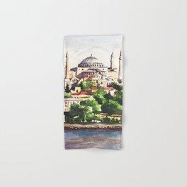 Istanbul Turkey Hagia Sophia Hand & Bath Towel