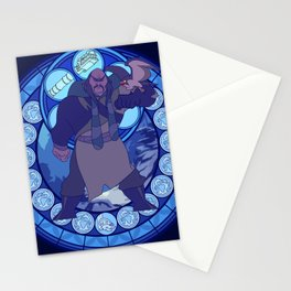 Shan Yu  Stationery Cards