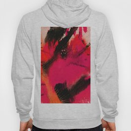 Art Abstraction 3C by Kathy Morton Stanion Hoody