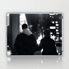 42nd Street Stroll Laptop & iPad Skin