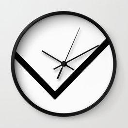 angle Wall Clock