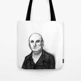 John Quincy Adams : Chock Full O' Quincy. Tote Bag