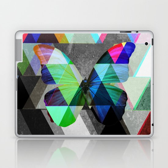 geometric Laptop & iPad Skin