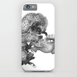 Spotted Hyenas iPhone Case