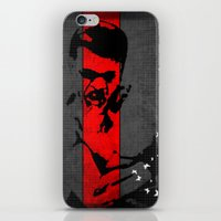 ali gulec iPhone & iPod Skins featuring Ali by 6-4-3