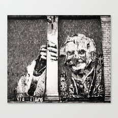 Il Papa Canvas Print