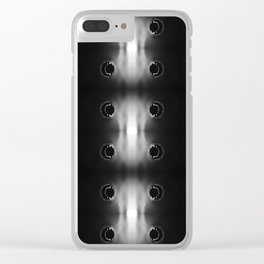 Trypophobia Clear iPhone Case