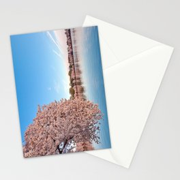 Washington DC Cherry Blossoms Stationery Cards
