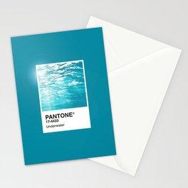 Pantone Series – Underwater Stationery Cards