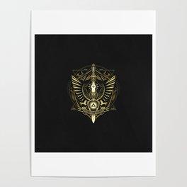 The Legend Of Zelda I Poster