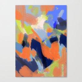 Of San Diego  Canvas Print