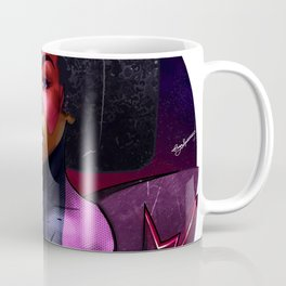 Estelle Garnet Coffee Mug